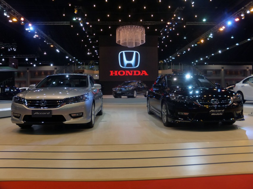 ASEAN-spec 2013 Honda Accord surfaces in Bangkok Image #163809