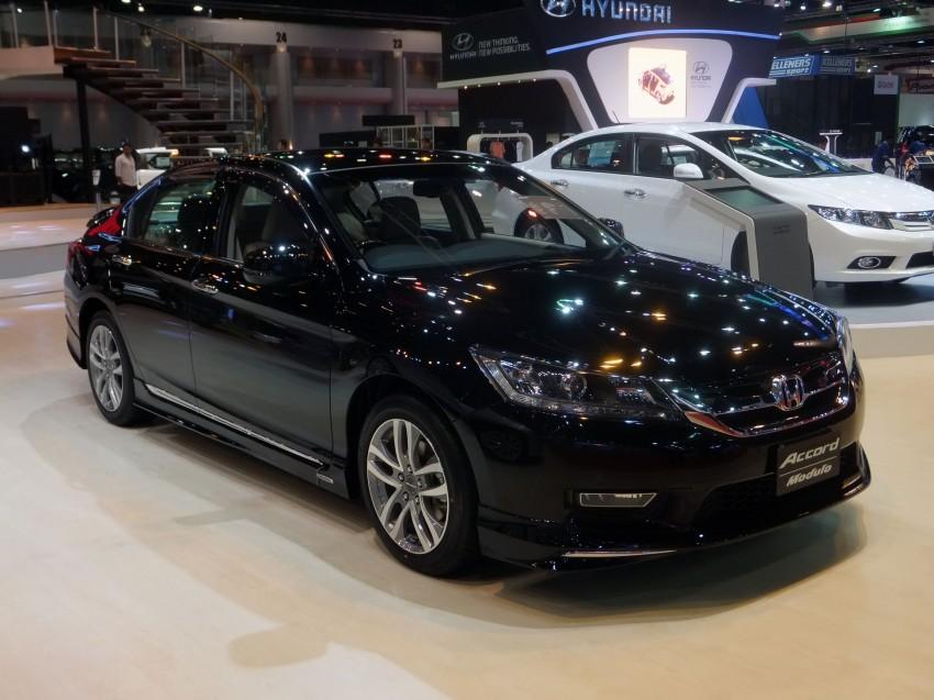 ASEAN-spec 2013 Honda Accord surfaces in Bangkok Image #163810