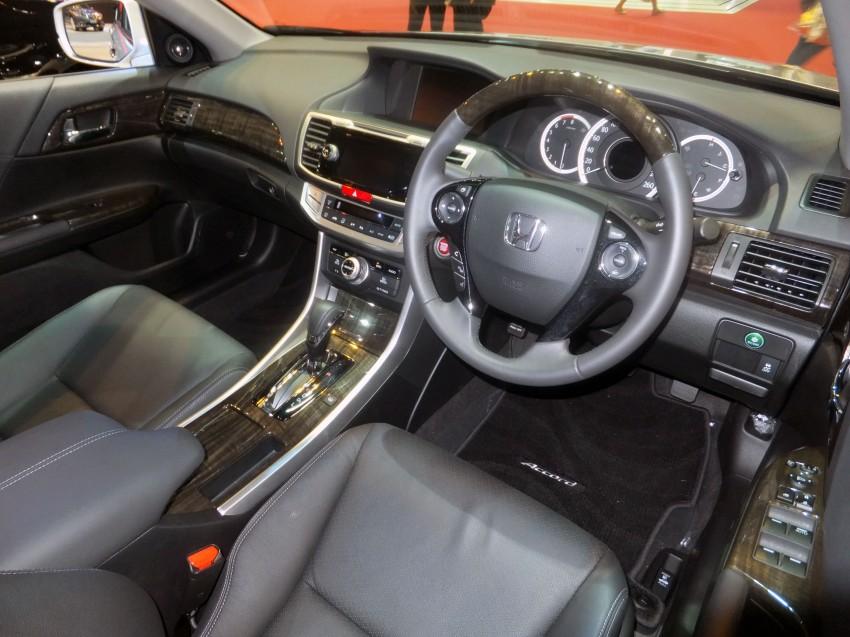 ASEAN-spec 2013 Honda Accord surfaces in Bangkok Image #163812