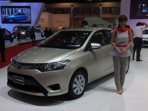 Toyota Vios 2014 Malaysia