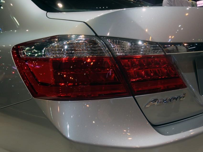 ASEAN-spec 2013 Honda Accord surfaces in Bangkok Image #163893