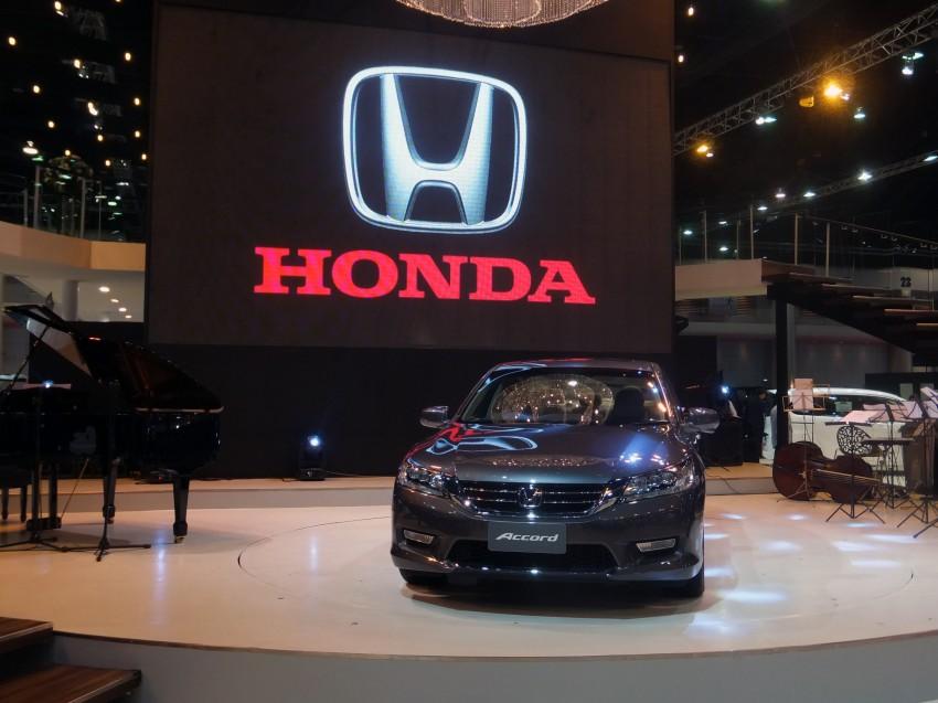 ASEAN-spec 2013 Honda Accord surfaces in Bangkok Image #163899