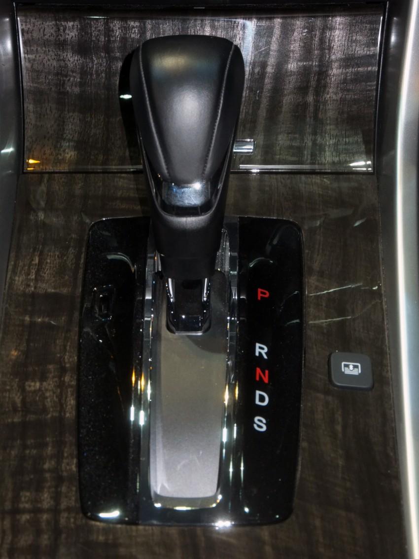 ASEAN-spec 2013 Honda Accord surfaces in Bangkok Image #163905