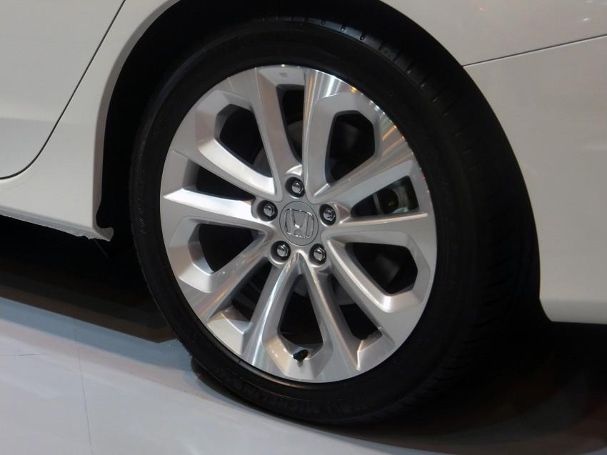 ASEAN-spec 2013 Honda Accord surfaces in Bangkok Image #163908