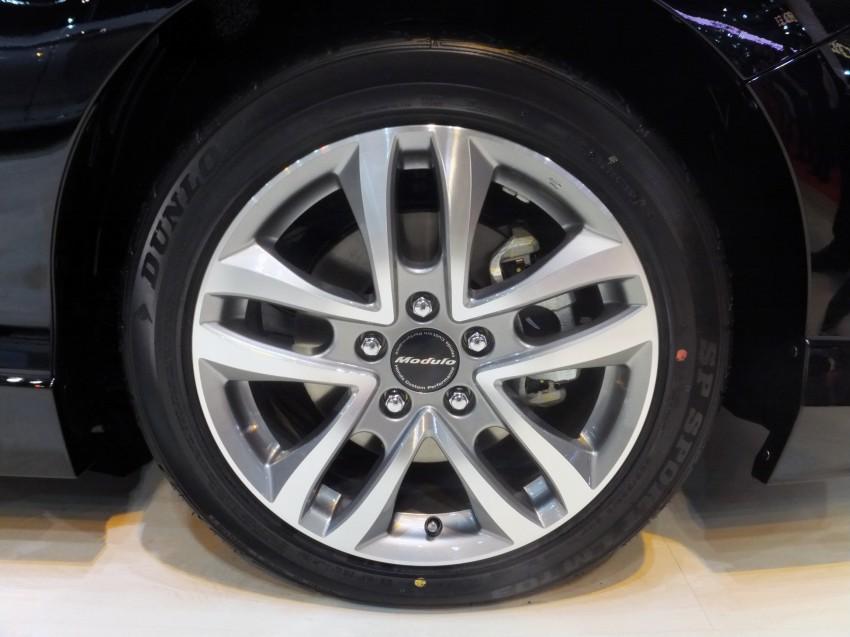 ASEAN-spec 2013 Honda Accord surfaces in Bangkok Image #163909