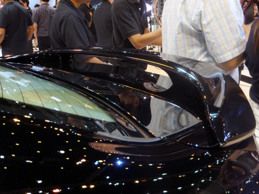 ASEAN-spec 2013 Honda Accord surfaces in Bangkok Image #163910