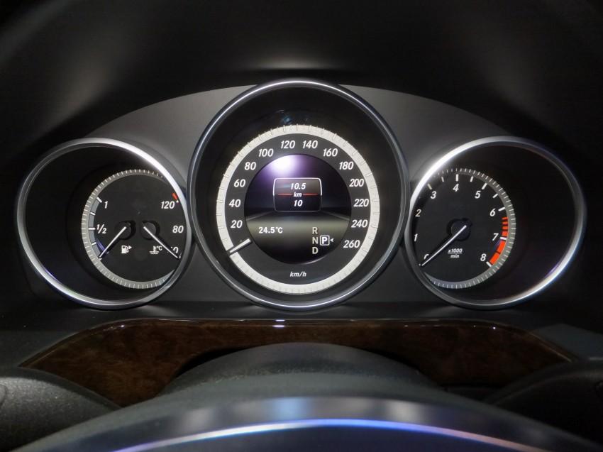 W212 Mercedes-Benz E-Class facelift at Bangkok show Image #164334