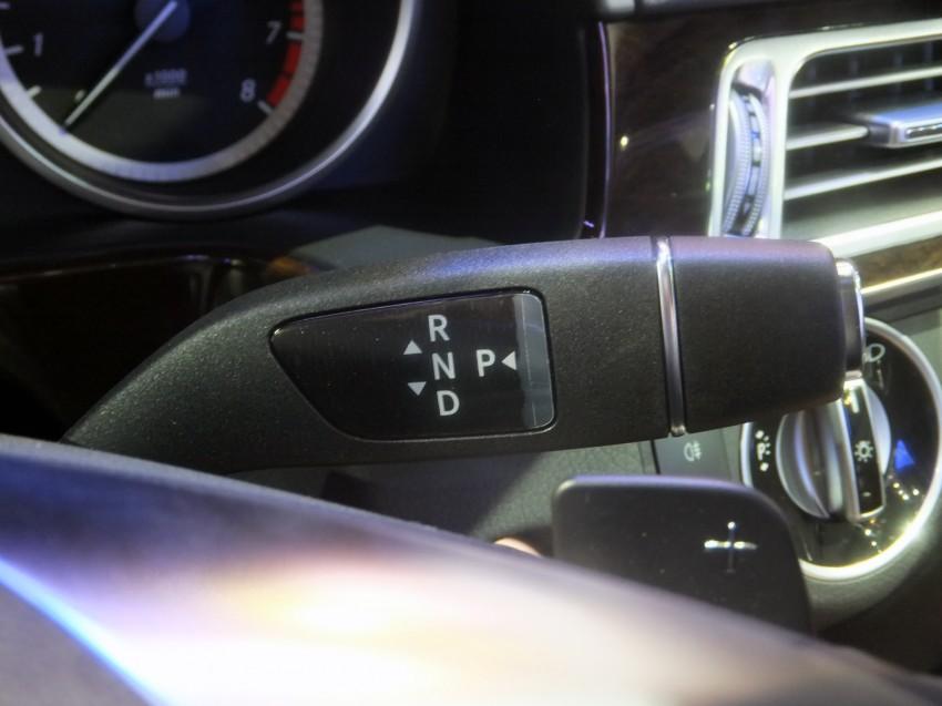 W212 Mercedes-Benz E-Class facelift at Bangkok show Image #164338
