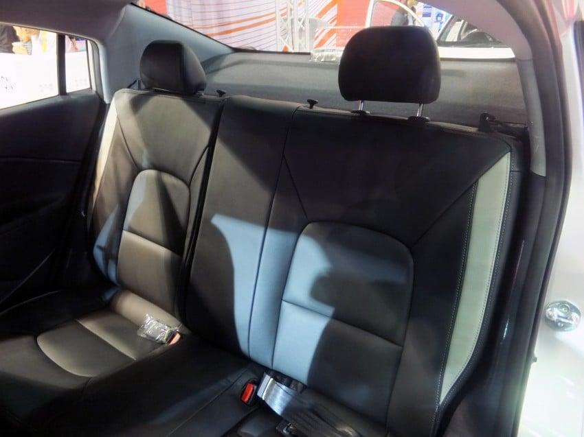 Kia Rio sedan – interesting alternative to hatchback? Image #164799