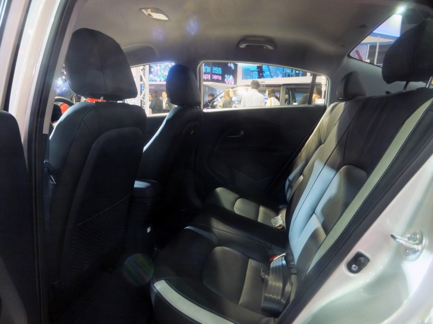 Kia Rio sedan – interesting alternative to hatchback? Image #164800