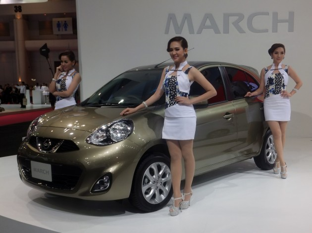 Tan Chong to launch Nissan Note in 2014 new Asegment car in 2015