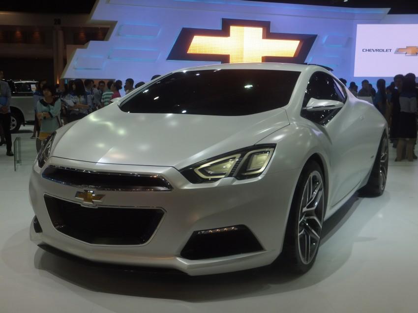 Chevrolet Tru 140S concept shows up in Bangkok Image #165002