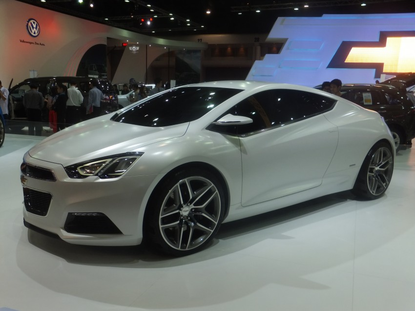 Chevrolet Tru 140S concept shows up in Bangkok Image #165003