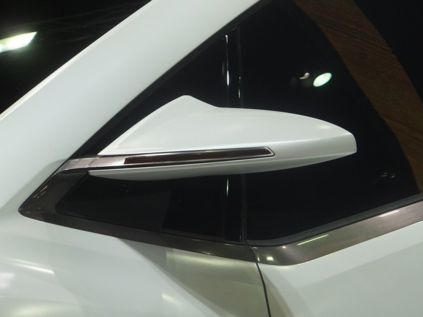 Chevrolet Tru 140S concept shows up in Bangkok Image #165004