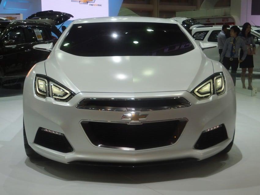 Chevrolet Tru 140S concept shows up in Bangkok Image #165006
