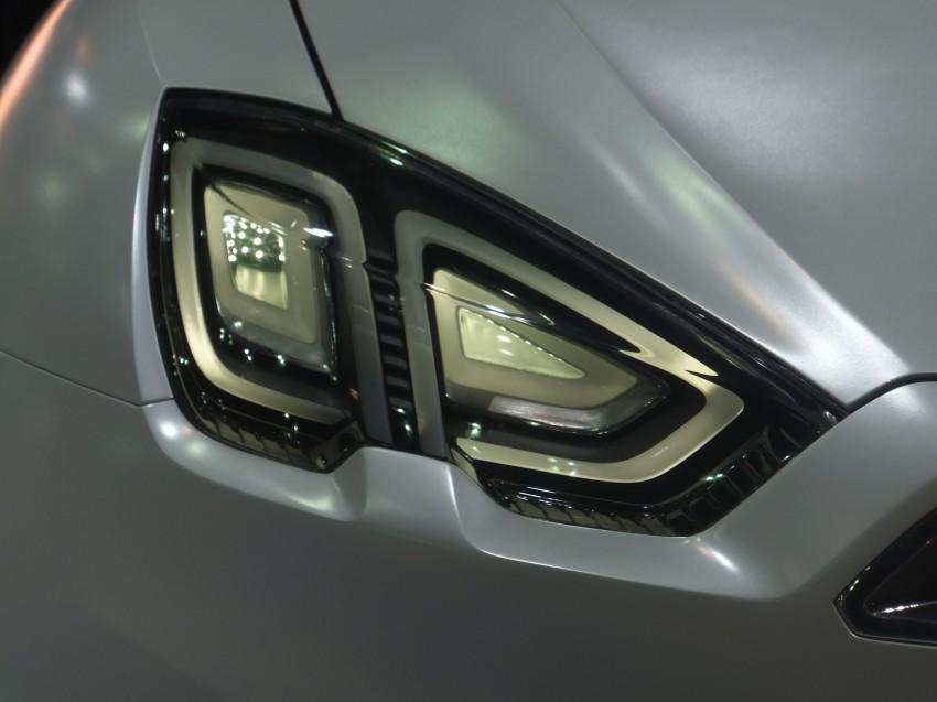 Chevrolet Tru 140S concept shows up in Bangkok Image #165007