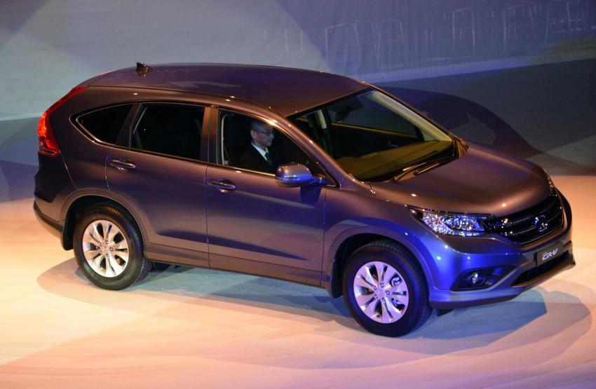 Honda CR-V launched – 2.0 litre, CKD, RM148,800 Image #159130