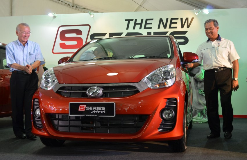 Perodua launches S-Series Viva, Myvi and Alza – all Peroduas now come with 3 years free service Image #161617