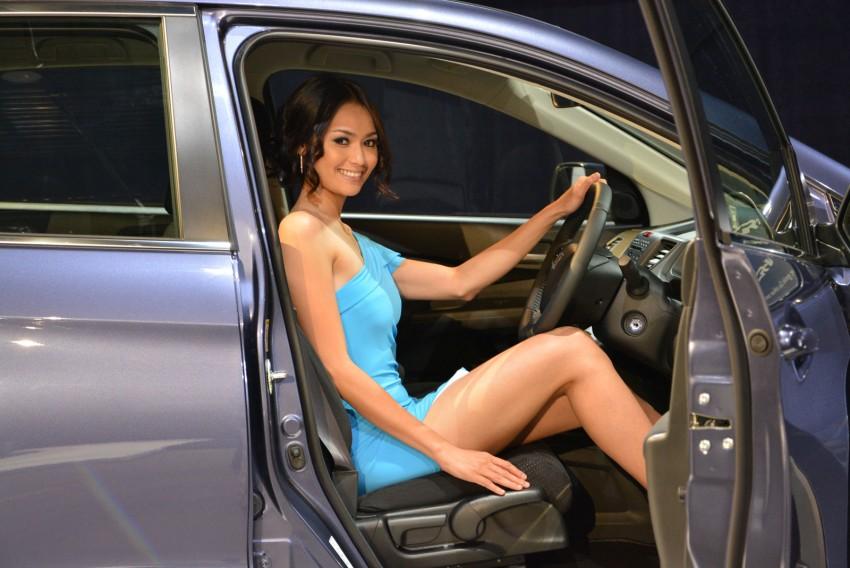 Honda CR-V launched – 2.0 litre, CKD, RM148,800 Image #159133