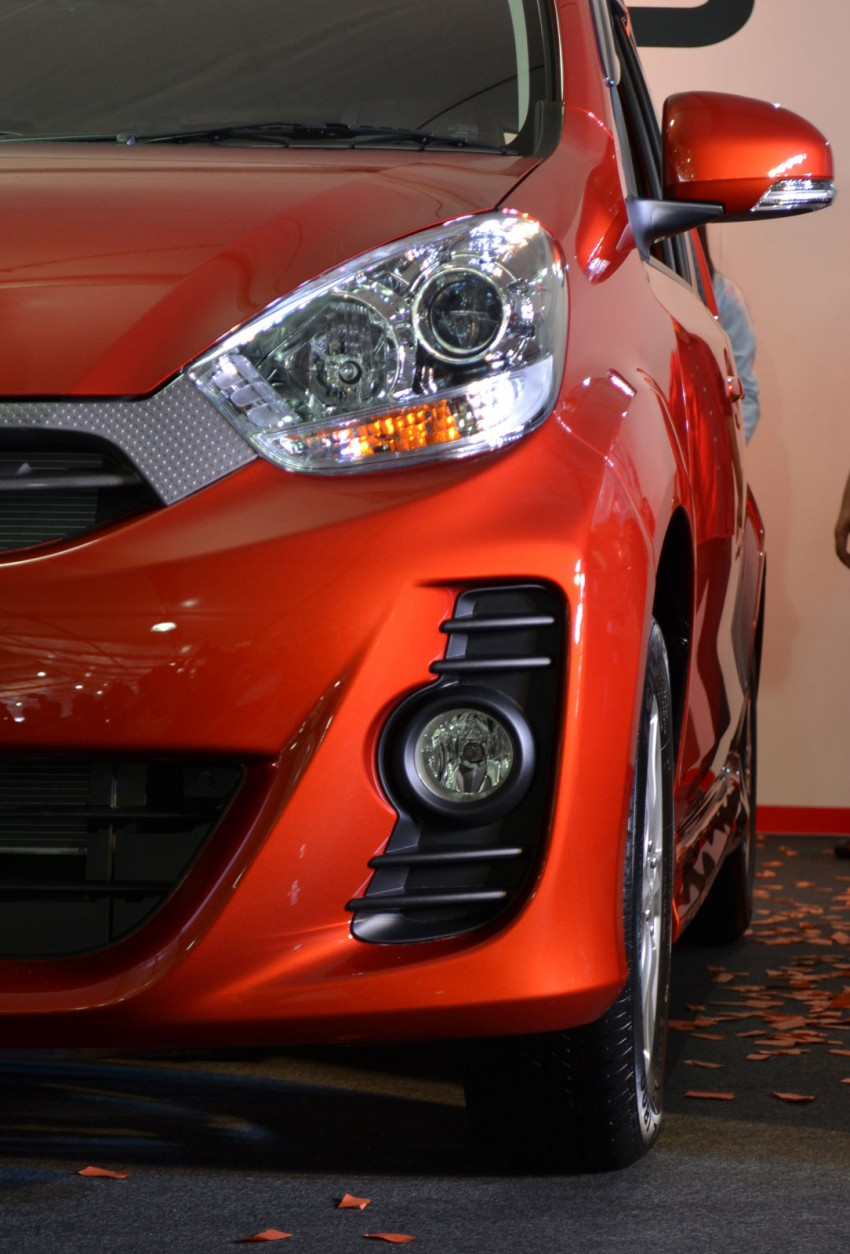 Perodua launches S-Series Viva, Myvi and Alza – all Peroduas now come with 3 years free service Image #161619