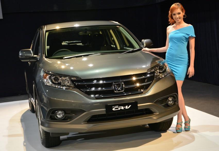 Honda CR-V launched – 2.0 litre, CKD, RM148,800 Image #159178