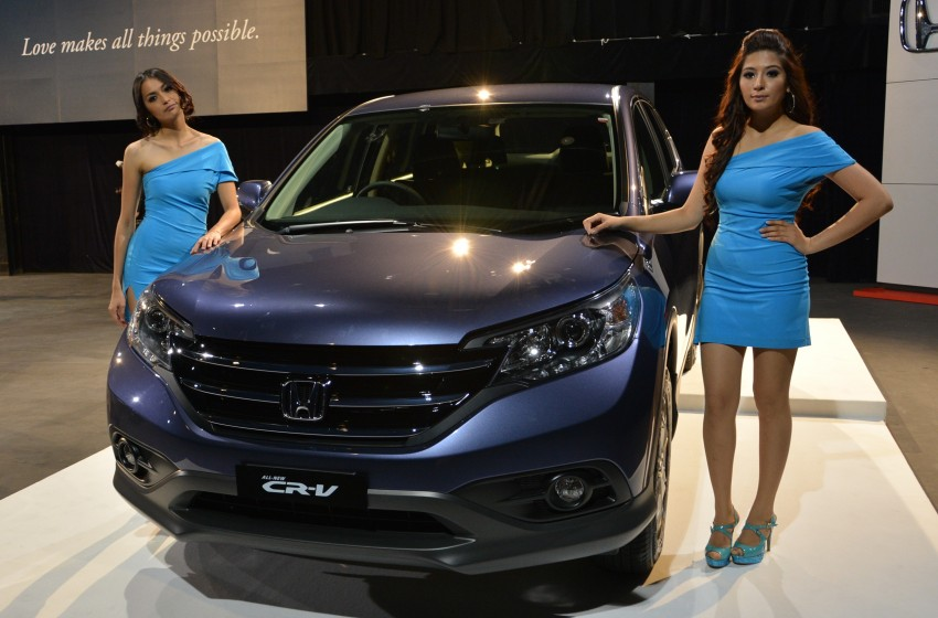 Honda CR-V launched – 2.0 litre, CKD, RM148,800 Image #159181