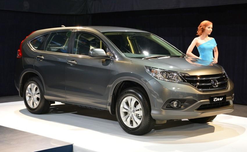 Honda CR-V launched – 2.0 litre, CKD, RM148,800 Image #159134