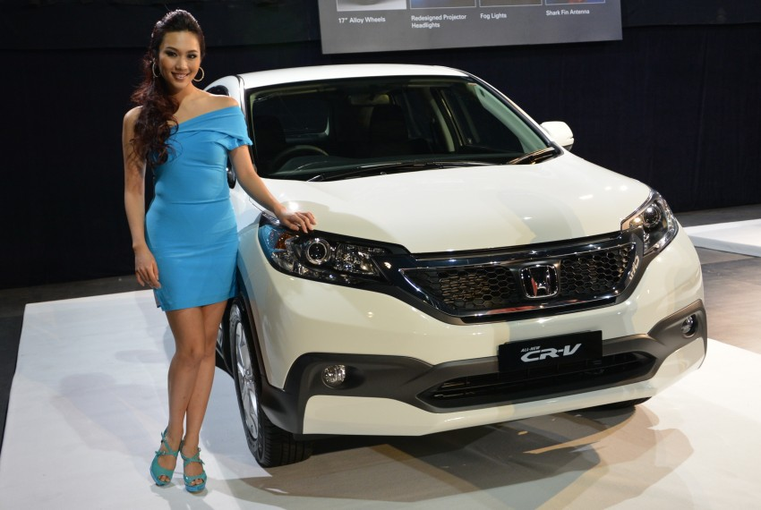 Honda CR-V launched – 2.0 litre, CKD, RM148,800 Image #159177