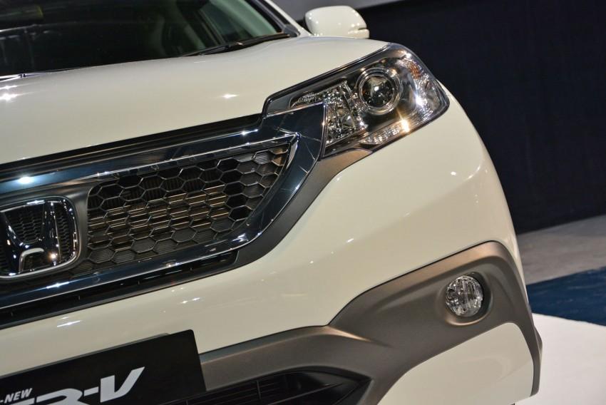 Honda CR-V launched – 2.0 litre, CKD, RM148,800 Image #159135