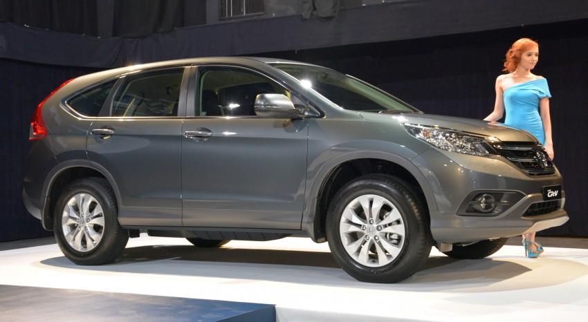 Honda CR-V launched – 2.0 litre, CKD, RM148,800 Image #159180