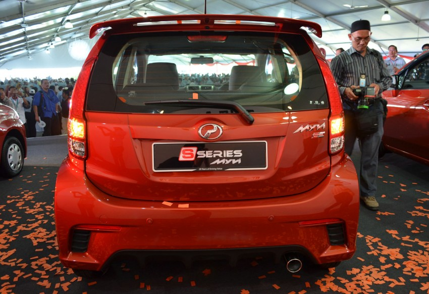 Perodua launches S-Series Viva, Myvi and Alza – all Peroduas now come with 3 years free service Image #161626