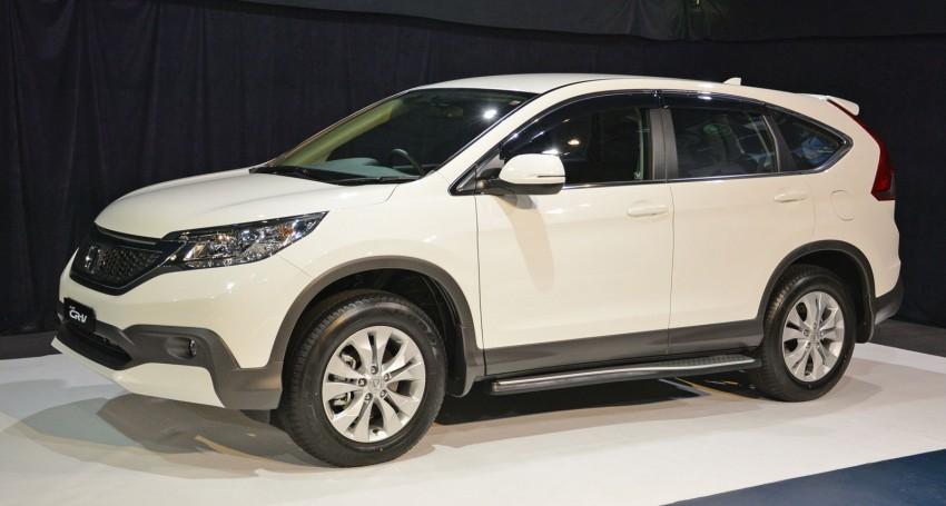 Honda CR-V launched – 2.0 litre, CKD, RM148,800 Image #159137
