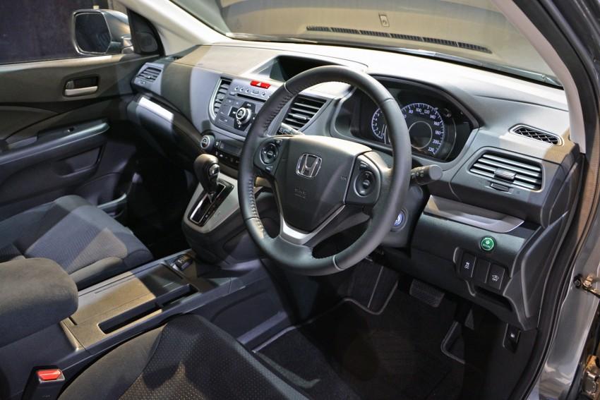 Honda CR-V launched – 2.0 litre, CKD, RM148,800 Image #159139
