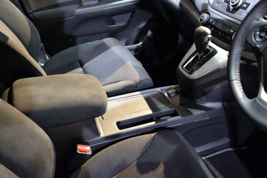Honda CR-V launched – 2.0 litre, CKD, RM148,800 Image #159140