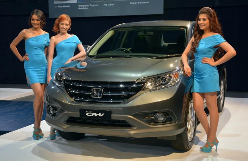 Honda CR-V launched – 2.0 litre, CKD, RM148,800 Image #159179