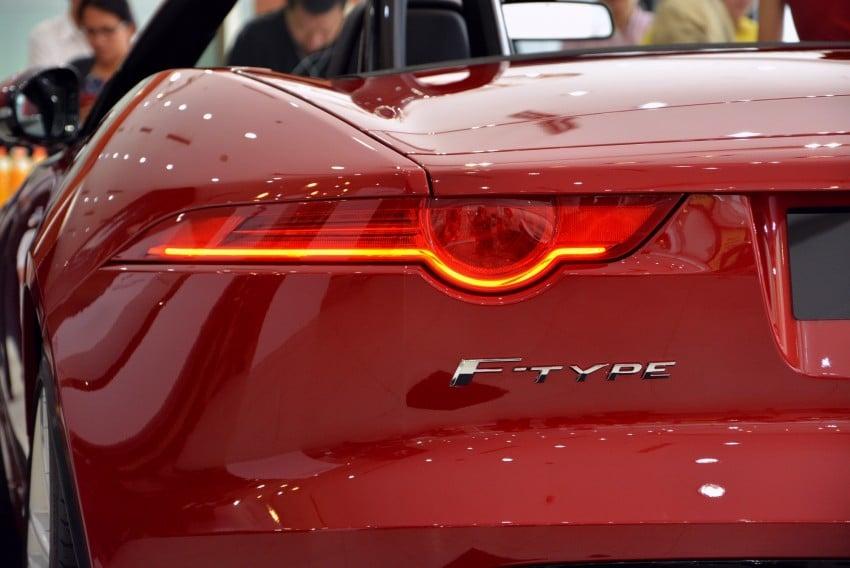Jaguar F-Type unveiled in KL – on show until Mar 17 Image #161576