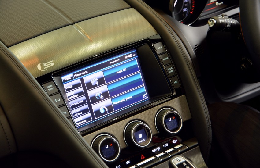 Jaguar F-Type unveiled in KL – on show until Mar 17 Image #161592