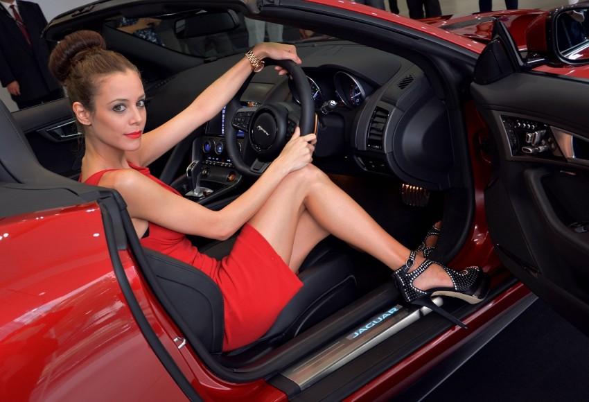 Jaguar F-Type unveiled in KL – on show until Mar 17 Image #161578
