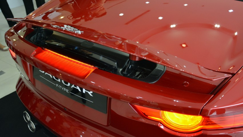 Jaguar F-Type unveiled in KL – on show until Mar 17 Image #161585