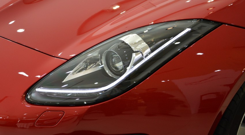 Jaguar F-Type unveiled in KL – on show until Mar 17 Image #161591