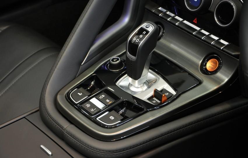 Jaguar F-Type unveiled in KL – on show until Mar 17 Image #161597