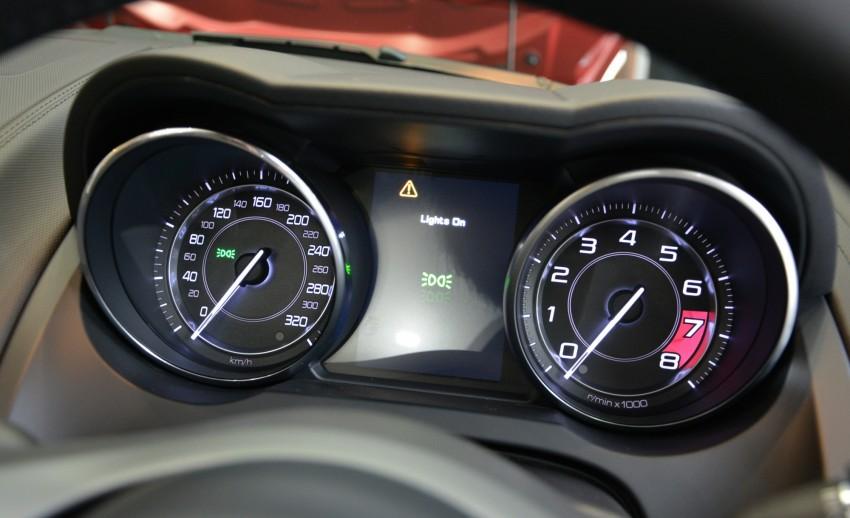 Jaguar F-Type unveiled in KL – on show until Mar 17 Image #161599