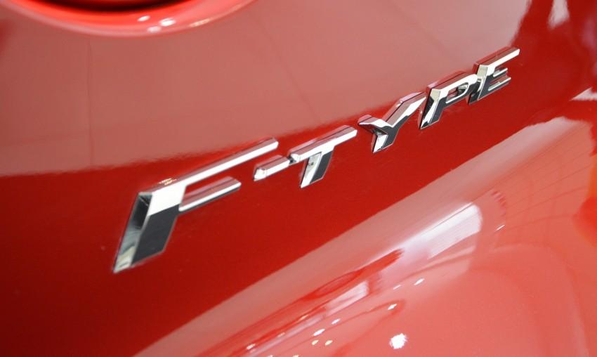 Jaguar F-Type unveiled in KL – on show until Mar 17 Image #161593