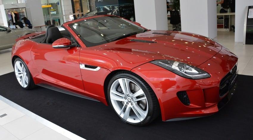 Jaguar F-Type unveiled in KL – on show until Mar 17 Image #161600