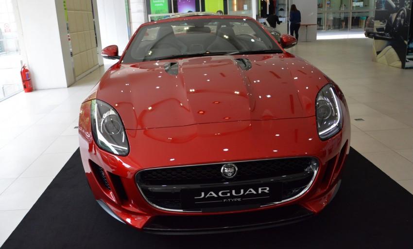 Jaguar F-Type unveiled in KL – on show until Mar 17 Image #161587