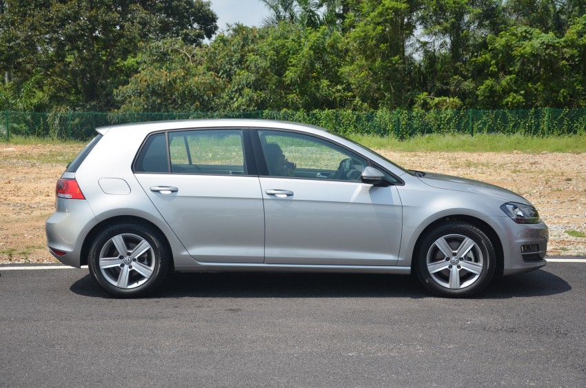 Volkswagen Golf Mk7 1.4 TSI introduced – RM158k Image #161653