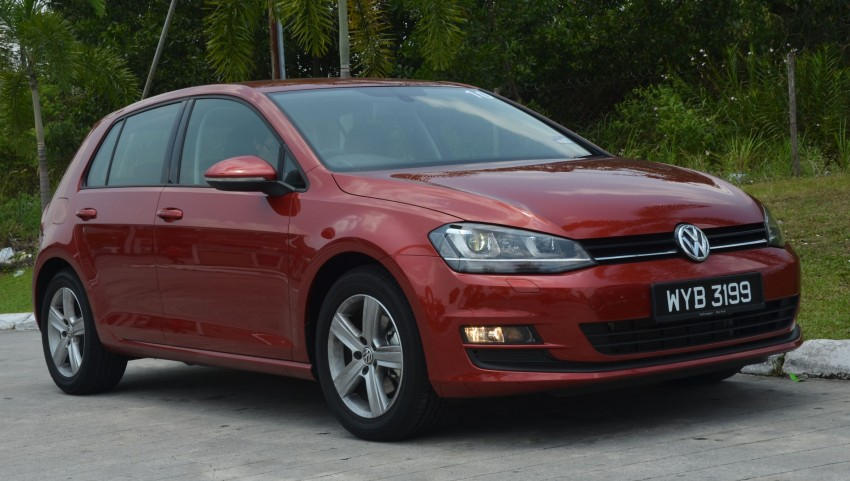 Volkswagen Golf Mk7 1.4 TSI introduced – RM158k Image #161654