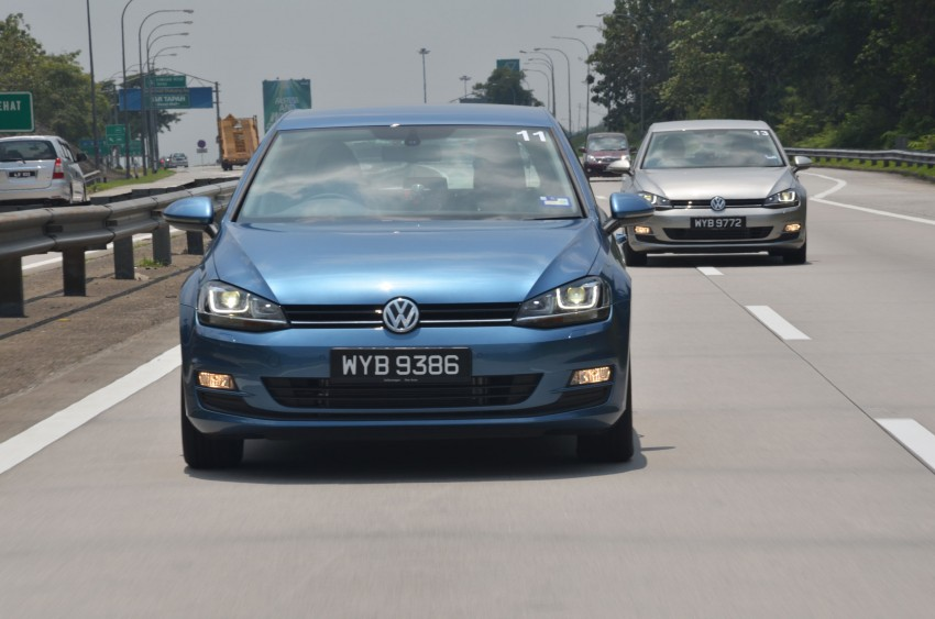 Volkswagen Golf Mk7 1.4 TSI introduced – RM158k Image #161655