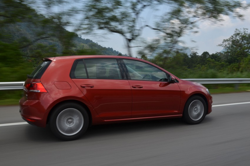 Volkswagen Golf Mk7 1.4 TSI introduced – RM158k Image #161658