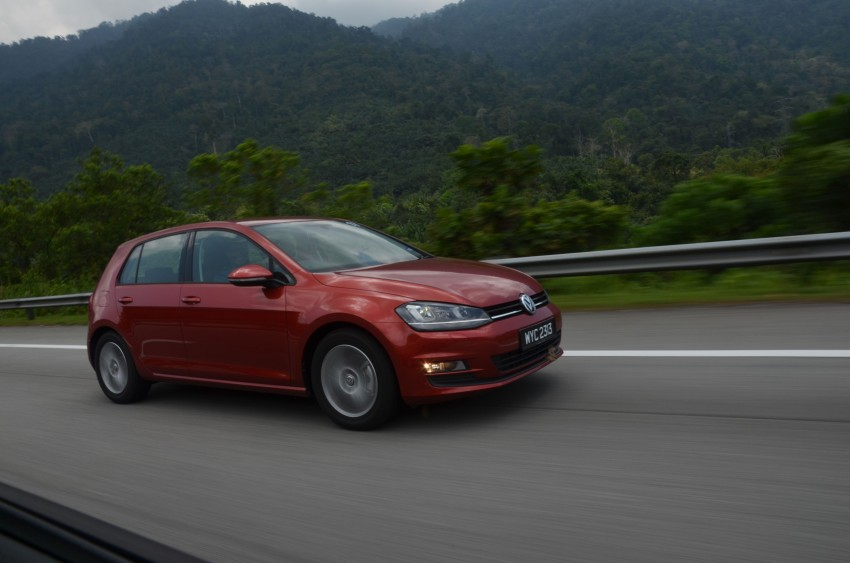 Volkswagen Golf Mk7 1.4 TSI introduced – RM158k Image #161659